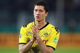 Robert Lewandowski: Me gustaría jugar en la Premier League