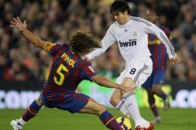 Barcelona: Carles Puyol vuelve a jugar luego de 7 meses de para por lesión