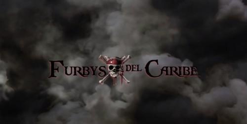 Video: Furbys protagonizan películas como Star Wars y Piratas del Caribe