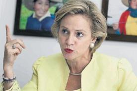 Pilar Nores responde a Ollanta Humala por cuestionar su ética laboral