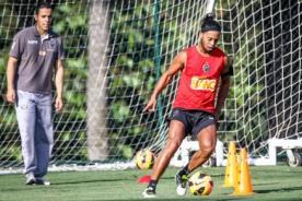 Video: Ronaldinho anotó golazo en los entrenamientos del Atlético Mineiro
