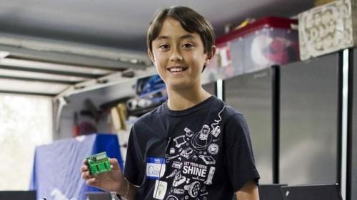 EE.UU.: Niño prodigio de 13 años imparte clases en prestigiosa universidad