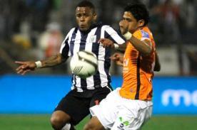 Resultado del partido: Alianza Lima vs César Vallejo (1-1) Descentralizado 2013