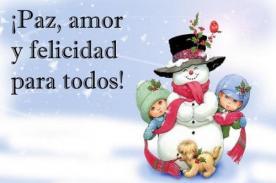 Feliz Navidad: Comparte mensajes para tu tarjeta de Navidad