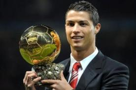 Cristiano Ronaldo: Merezco ganar el Balón de Oro todos los años