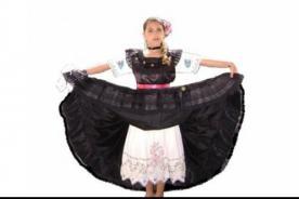 Así es la vestimenta de la mujer en la Marinera Norteña