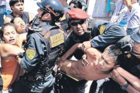 Plan Carnavales Sin Violencia 2014 intervino a 1.264 personas