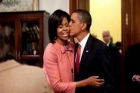 Barack Obama dedica mensaje amoroso a su esposa vía Twitter