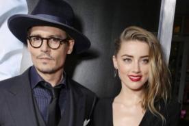 Johnny Deep y Amber Heard ya tienen planes de boda