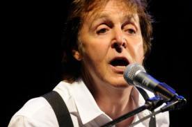 Paul McCartney en Perú: Venta de entradas al público inicia el 20 de marzo