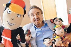 Carlos Villagrán asegura que no le guarda rencor a Chespirito