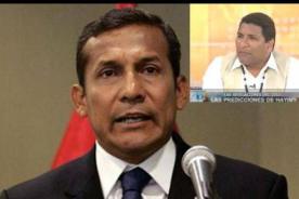 Video: Vidente Hayimi predijo en el 2013 supuesto hijo de Ollanta Humala