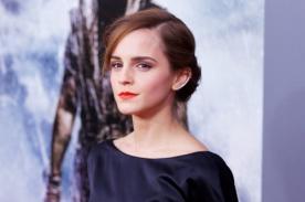 Emma Watson no confirma si protagonizará La Sirenita