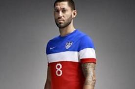 Brasil 2014: EE.UU presentó nueva camiseta inspirada en  'Capitán América'- FOTO