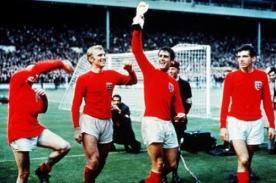 Brasil 2014: El gol de Inglaterra más polémico de la historia del fútbol - VIDEO