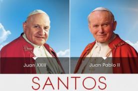 Reviva la ceremonia de canonización de Juan XXIII y Juan Pablo II - VIDEO