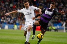 Real Madrid vs Valladolid en vivo por DirecTV - Liga BBVA
