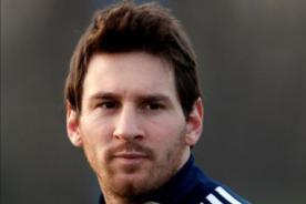 Mundial Brasil 2014: Messi sueña con ganar el Mundial