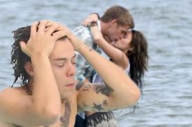 Harry Styles en divertidas poses basadas en escenas de Titanic y otras más