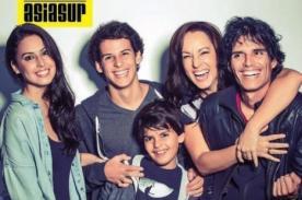 Pedro Suárez Vértiz presenta a su familia en Asia Sur [Fotos]