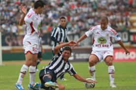 Alianza Lima Vs. Inti Gas: En Vivo por CMD - Torneo Apertura 2014
