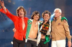 Rolling Stones en Lima: Banda inglesa dará concierto en 2015
