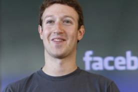 Fortuna de Mark Zuckerberg, creador de Facebook, asciende a $33.3 billones