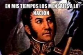 Fiestas Patrias: Difunden memes del mensaje a la nación de Ollanta Humala