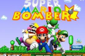 Juega Súper Mario Bomber en Friv - Juegos gratis online