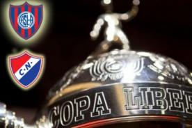 Final Copa Libertadores: Nacional vs San Lorenzo (1 - 1) [VIDEO]