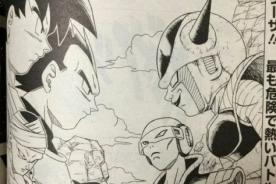 Dragon Ball Z: Filtran imágenes del manga de Fukkatsu no F (FOTOS)