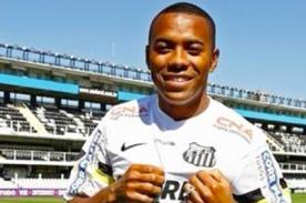 Entérate qué dijo Robinho sobre Paolo Guerrero y el Corinthians