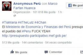 Hackean web del Ministerio de Economía y Finanzas y ponen video pornográfico