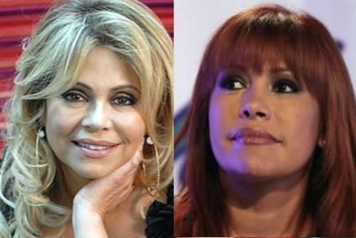 ¿Magaly Medina o Gisela Valcárcel? ¿A quién es más leal el público televidente?
