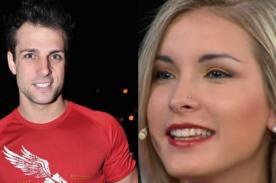 ¡AMPAY! Nicola Porcella 'entierra' a Angie Arizaga con rubia - VIDEO