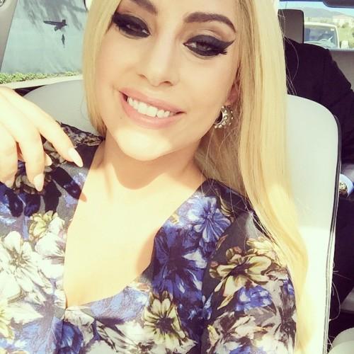 ¡Réplica de cera de Lady Gaga es de terror! [VÍDEO]