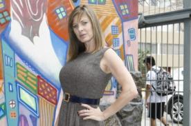 Leslie Stewart defiende a Angie Arizaga de las críticas de Jely Reátegui - FOTO