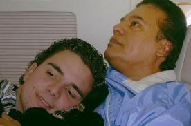 Novio de Juan Gabriel le declara su amor con todo y vídeo