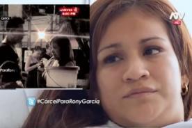 Karla Solf: ¿Aparecen pruebas definitivas que meterán preso a Ronny García?- VIDEO