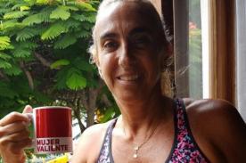 Facebook: Familia de Natalia Málaga salvó a cerdito arrastrado por huayco en Punta Hermosa - FOTOS