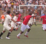 Video del Juan Aurich vs Universitario (1-0) - Copa Movistar 2011