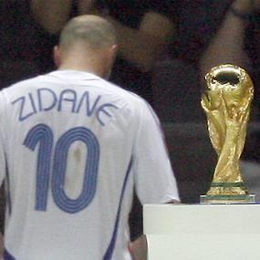 Zidane y Marco Materazzi hicieron las paces en Milán según prensa española