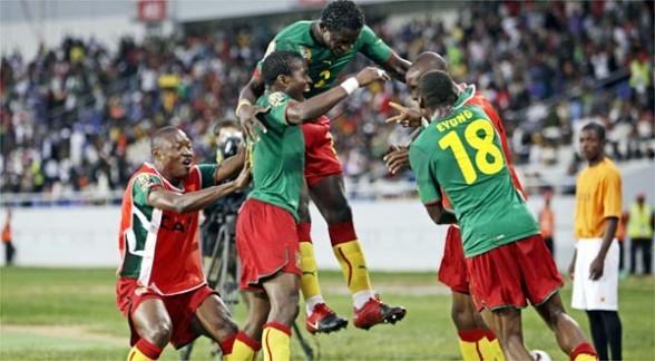 Copa de África: Camerún sigue en pie tras remontar a Zambia
