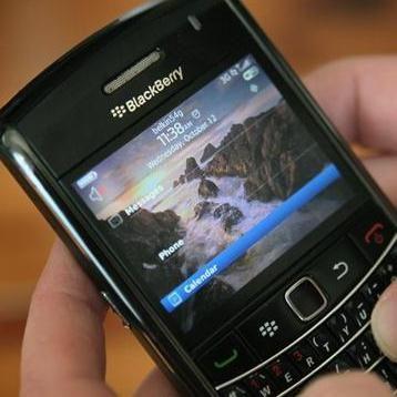 Reiniciar Blackberry: Sin quitarle la batería del equipo (Botones para reniciar)