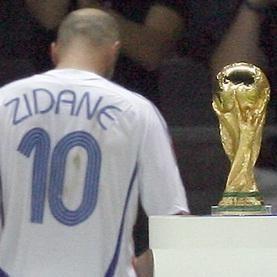 Zinedine Zidane y Marco Materazzi hicieron las paces en 2010 luego de 4 años
