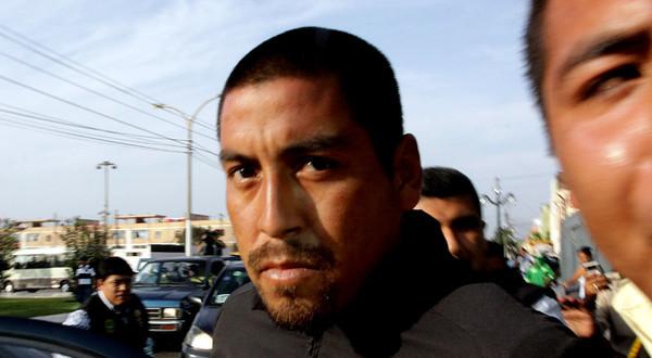 Mario Gómez será internado en el penal Sarita Colonia