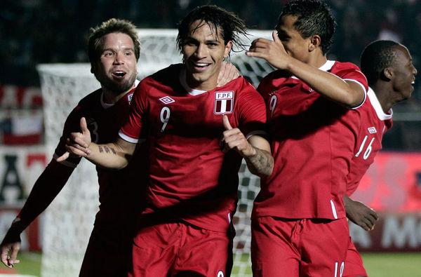Youtube: Gol de Perú vs México (1-0) – Copa América - Minuto a Minuto