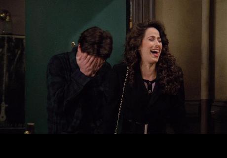 Friends: Recuerda los mejores momentos de Janice y su 'Oh, my God!' (VIDEO)