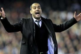 Josep Guardiola: Tendremos que ganar de locales para llegar a la final