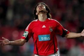 Pablo Aimar jugará en Benfica hasta junio de 2013
